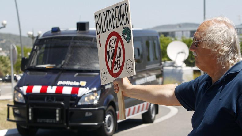 «Nous vous surveillerons» : le site du Club Bilderberg piraté par HackBack et Anonymous