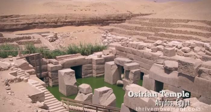 12 - Temple d'Osiris