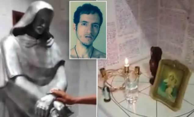 Vous pouvez résoudre des indices et des puzzles laissés par un adolescent brésilien enlevé par des étrangers