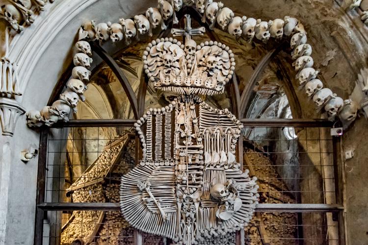église osseuse république tchèque